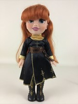 Disney Frozen Anna Singing Talking Sisters Exclusive Doll 13.5'' Jakks F... - $22.23