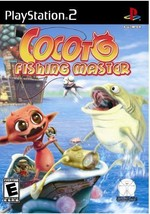 Cocoto Fishing Master - PlayStation 2 [PlayStation2] - $4.94