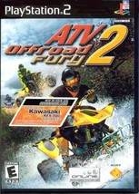 ATV Offroad Fury 2 - PlayStation 2 [PlayStation2] - $4.94