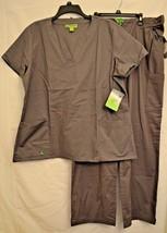 Crocs Scrubs Set Top & Pants Nurse Medical Uniform Size XL - NWT - $35.99