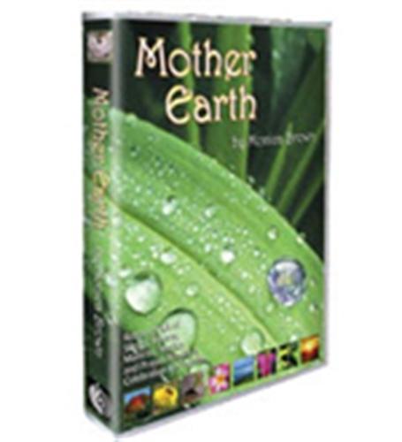 Mother earth cd  dvd   prayer rituals by monica brown