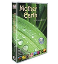 MOTHER EARTH CD, DVD & PRAYER RITUALS by Monica Brown image 1