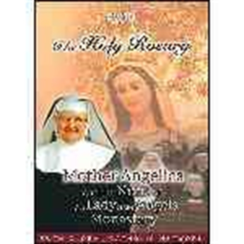 Mother angelica   nuns   the holy rosary dvd