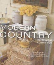 Modern Country [Mar 21, 2006] Ingram, Nancy and Jordan, Jenifer - $9.90