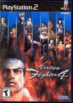 Virtua Fighter 4 - PlayStation 2 [PlayStation2] - $4.94
