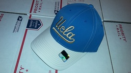 Adidas NCAA College UCLA BRUINS Football Curved Hat Cap Size L/XL - $20.00