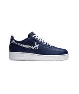 Nike Air Force 1 Low (Animal Swoosh/ Blue Void/ White Navy) Men US 8-13 - $229.99