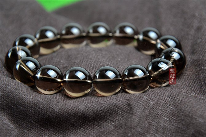 Free Shipping - 15 mm beads Tibetan  Natural Gray crystal / quartz  Meditation Y