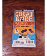 Bradygames Cheat Code Explosion for Handhelds and Consoles Video Game Gu... - $5.95