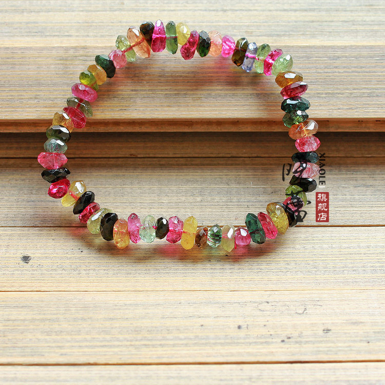 Free Shipping -Tibetan Handcrafted Natural Colorful crystal / quartz Meditation