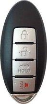 Smart Remote Key Fob 4 Button for 2014-2015 Infiniti QX60 FCC KR5S180144014 2... - $98.00