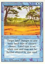 Magic: The Gathering 3rd Edition - Phantasmal Terrain - $0.25