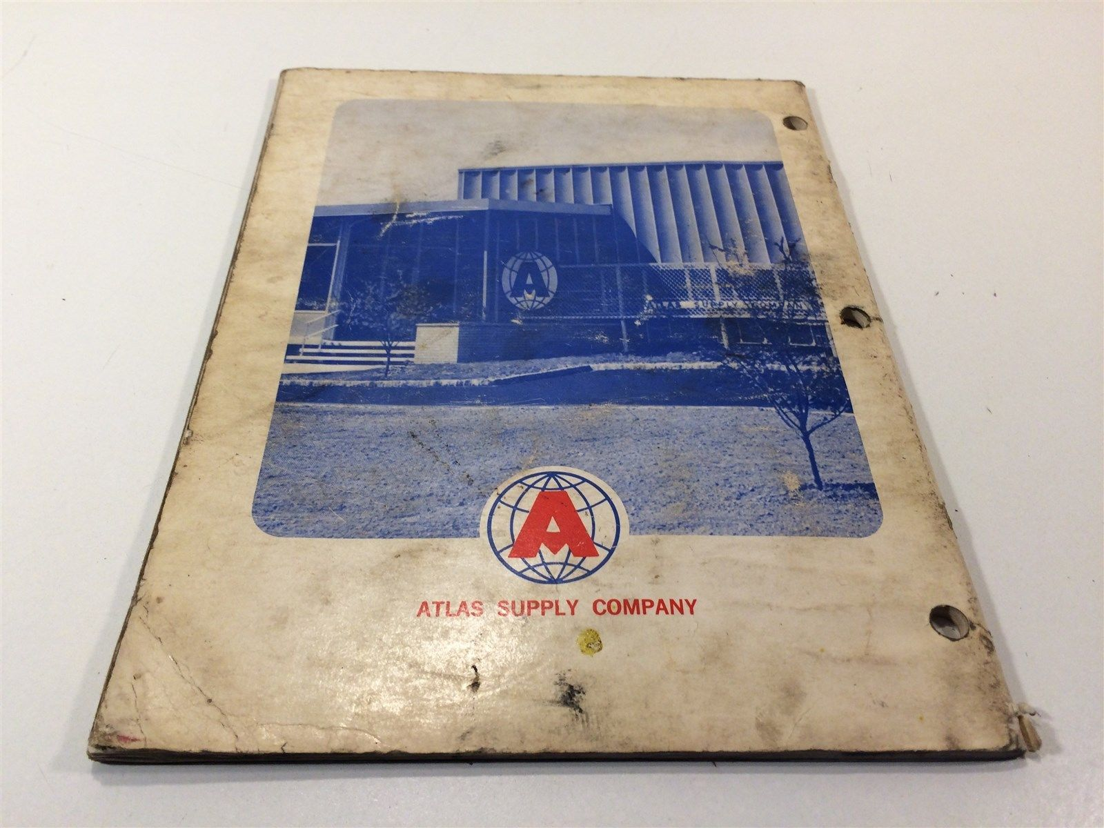1970 Atlas Supply Company Basic Tune-Up Training