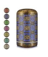 Bligli 250ML Aromatherapy Diffuser for Essential Oils,Delicate Metal Pat... - $42.15