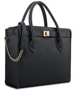NEW Solo Madison Bag 15.6 Laptop Tote Black Handbag, Luggage - $59.99