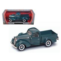 1937 Studebaker Pickup Express Green 1/18 Diecast Model Car by Road Sign... - $64.11