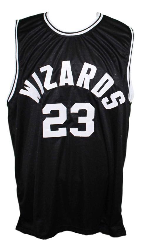 Tj henderson wizards smart guy tv show basketball jersey black   1