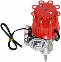 Chrysler Dodge Mopar R2R Distributor 273 340 360 8mm Spark Plug 45K Volt Coil image 2