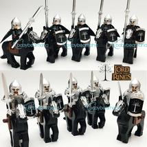 The Lord Of The Rings Gondor Soldiers Archers Spearman Cavalry Army Minifigures - $23.99 - $26.99