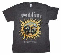 Sublime Logo Stamp Sun Soft T-Shirt - $21.98