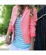 NWT Gap Coral The Academy Blazer size 4P - ₹2,946.53 INR