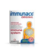 Immunace original vitamin C, zinc & selenium for immune system 30 tablets - $32.52