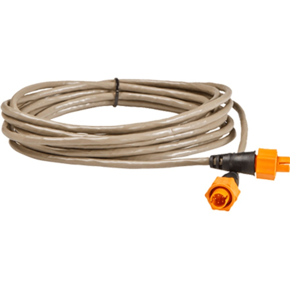 Lowrance Ethernet Cable W Yellow Plugs 50 Ethernet