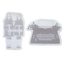 THE SHINING GRADY TWINS TYPEWRITER SHAPED STICKY MEMO POST NOTE PAD 2 PA... - $8.12