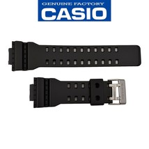 Genuine CASIO G-SHOCK GA-100CB GA-100CB GA-100LY Watch Band Strap Black ... - $34.95
