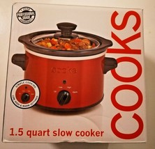 Cooks 1.5 Quart Slow Cooker - $13.09