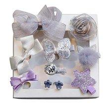 10 PCS Children Hair Clips Headdress Princess Flower Headband-C5 - $14.34