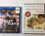 Blu-Ray Disc, In the Valley of Elah or DVD Revolutionary Road, Select 1. Sealed