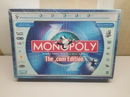 MONOPOLY The Dot .COM Edition Board Game  NEW SEALED  - $23.46