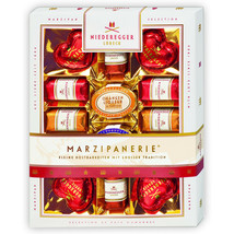Niederegger MARZIPANERIE marzipan chocolates 182g -FREE SHIPPING- DaMaGe... - $20.90