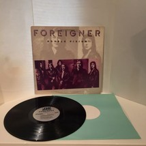 Foreigner Double Vision LP 1978 Atlantic Vinyl Record Tested Complete - $9.49