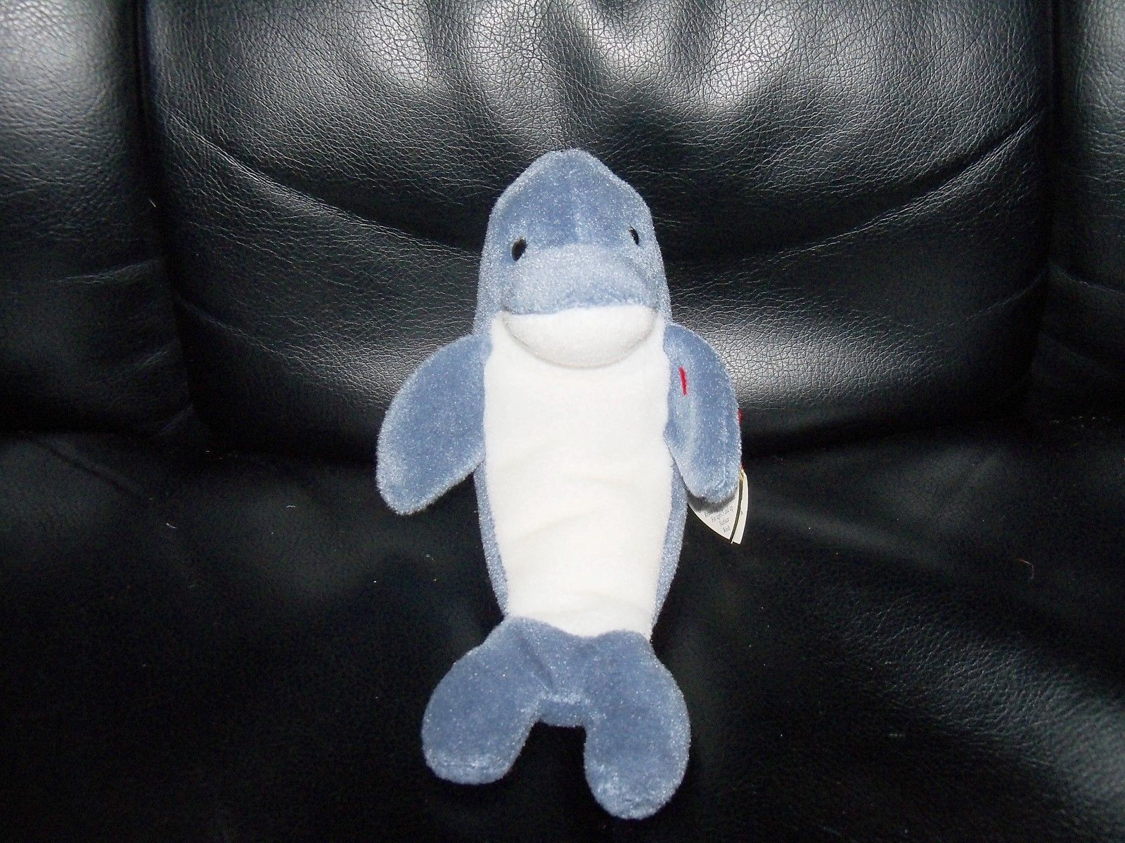 139688ce8d5 Ty Beanie Baby Dolphin Echo Pvc Pellets New and 50 similar items. S l1600