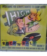 Everything You Always Wanted to Know About Rock 'n' Roll Vol. 2 [Audio CD] - $9.90