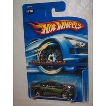 #2006-216 Overbored 454 2006 Card Collectible Collector Car Mattel Hot W... - $2.00
