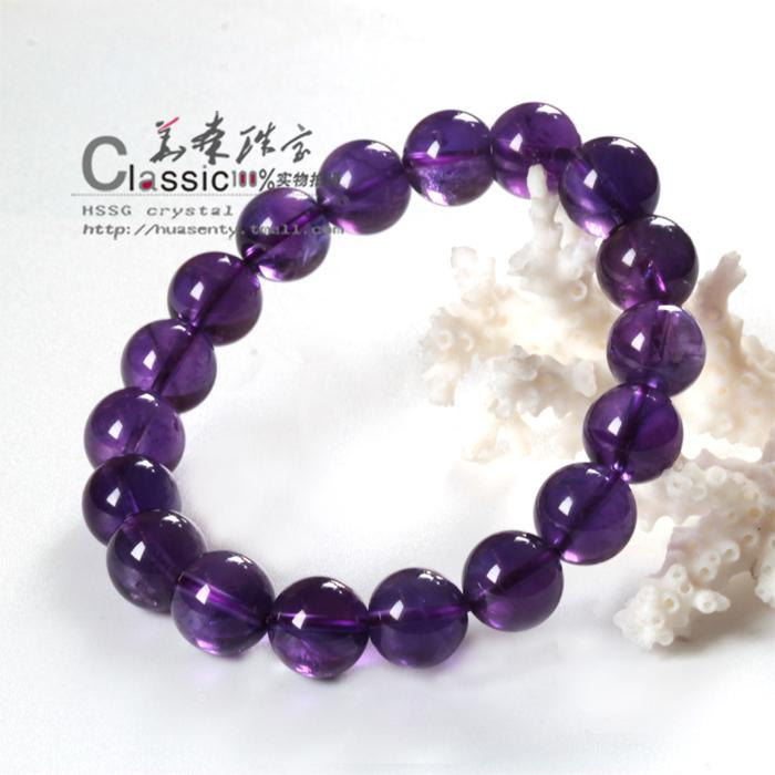 Free Shipping - NATURAL Amethyst Tibetan  Meditation Yoga Prayer Beads charm bra
