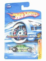 Track Aces Series #4 X-Raycers Stockar #2006-114 Condition Mattel Hot Wheels - $1.25