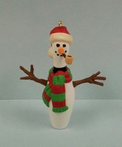 1997 Keepsake Ornament - Snow Bowling - $6.99
