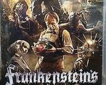 Frankenstein's Army (DVD, 2013)