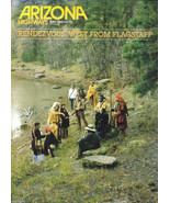 1985 MAY ARIZONA HIGHWAYS FORGOTTEN PAST TOWN PEAKS SYCAMORE BYWAY BILL ... - $13.46