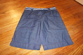 NEW WITH TAG WOMENS WHITE STAG SHORTS SIZE 6 - $7.00