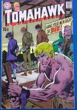 TOMAHAWK #126 (1970) DC Comics VG+ - $9.89
