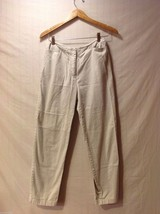 Ann Taylor Women's Light Khaki Dress Pants Size 10