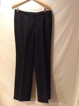Kasper Women's Black Dress Pants Size 10