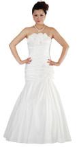 New Ivory Wedding Evening Prom Dress Size 8-16,EU38-46,US6-14 STOCK - $289.18