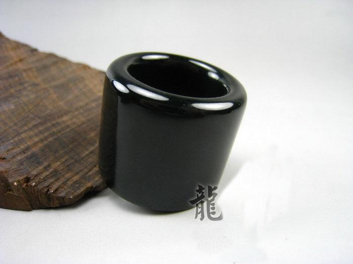 FREE shipping - Rare  Huge US size ''15 ''....100% Natural Dark Green Jadeite Ja