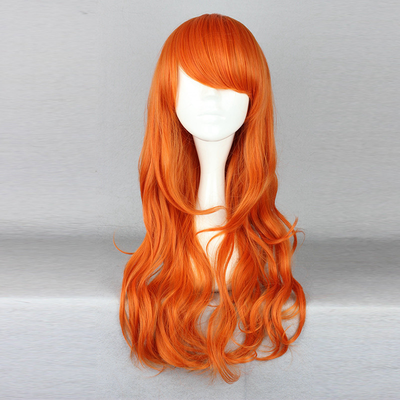 One Piece Nami Cosplay Wig for Sale